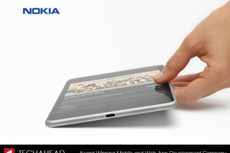 New Nokia N1 � The Next Level Android 5.0 Lollipop Tablet Infographic
