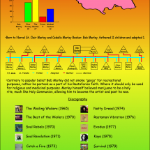No Woman, No Cry  Infographic