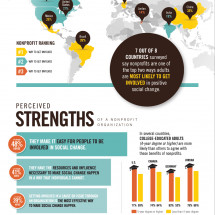 Nonprofits have an important role in social change Infographic