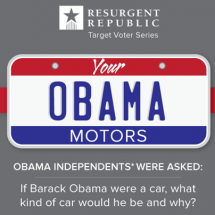 Obama Motors Infographic