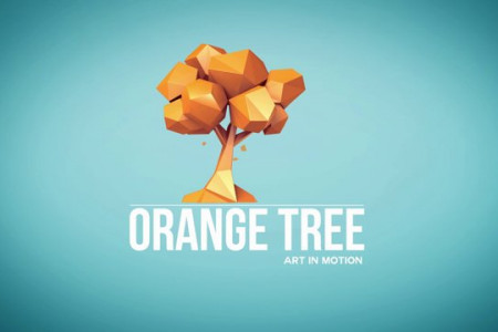 Orange Tree Infographic