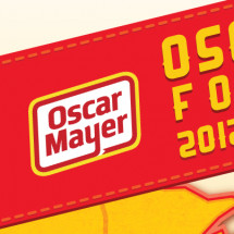 Oscar Mayer Food Truck Tour May 2012 Infographic