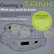 Owning a Tank: What You Need to Know Infographic