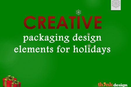 Packaging Design Elements For Holidays Infographic