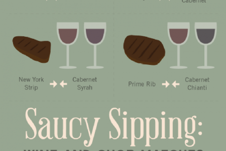 Pairing Pointers for Palate Perfection Infographic
