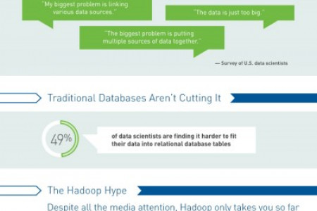 Leaving Big Data on the Table Infographic