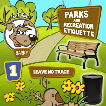 Parks and Recreation Etiquette [Infographic] Infographic