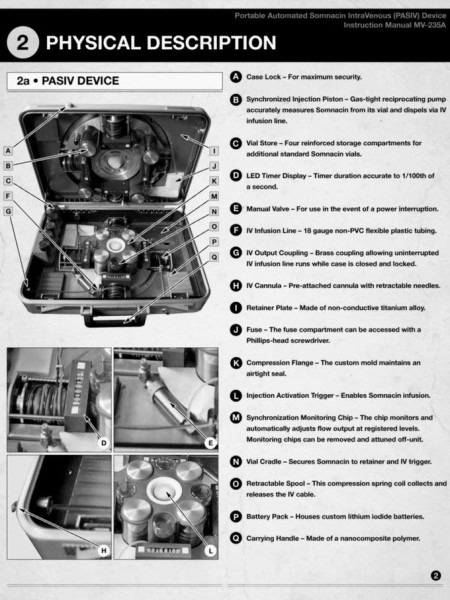 Pasiv Device Infographic
