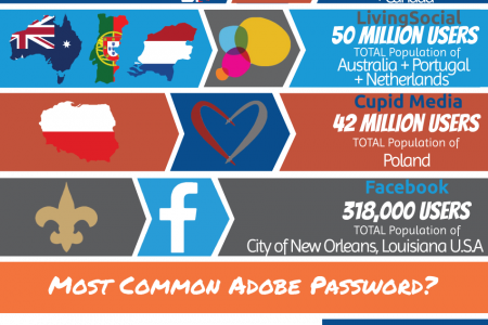 Passwords are not enough Infographic