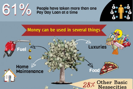Pay Day Loan Infographic