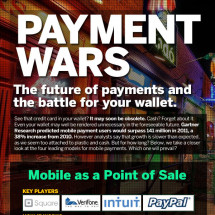 Payment Wars Infographic