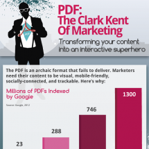 PDF: The Clark Kent of Marketing Infographic