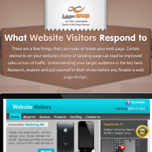 Persuasive Web Page Design Elements Infographic