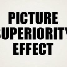 Picture Superiority Effect Infographic