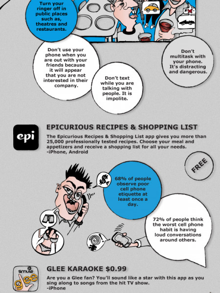 Planning a Dinner Party like a Geek Infographic