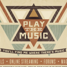 Play The Music Infographic