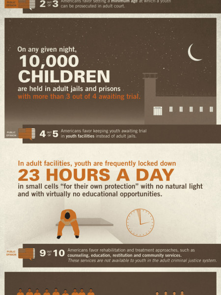 Playground to Prison Infographic
