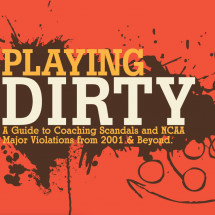 Playing Dirty Infographic