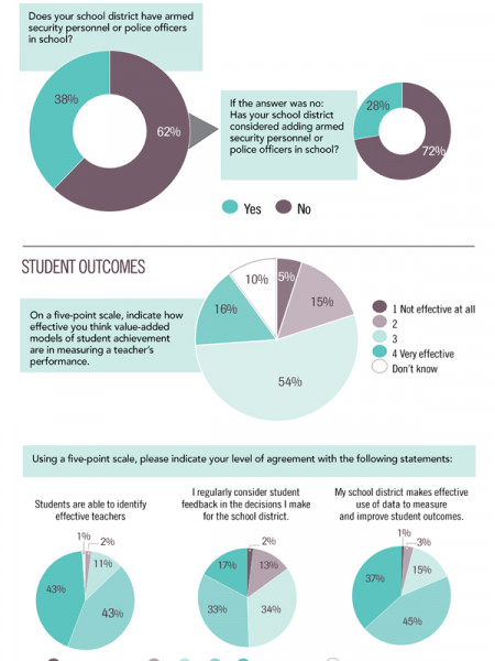Key Findings: Governance at board level Infographic