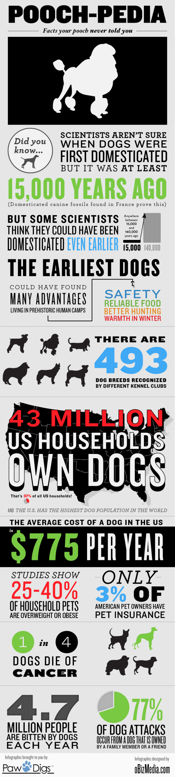 Pooch-pedia: Facts Your Pooch Never Told You