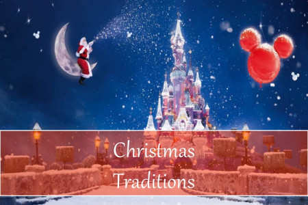 Popular Christmas Traditions that We cannot Do Without! Infographic