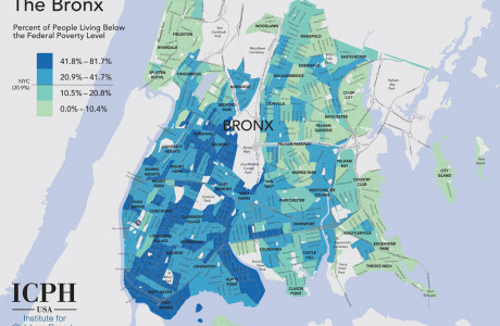 Poverty in the Bronx
