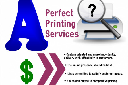 Printing Services in Singapore Infographic