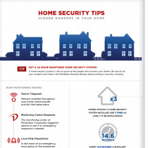 Protect Yourself and Your Home Infographic