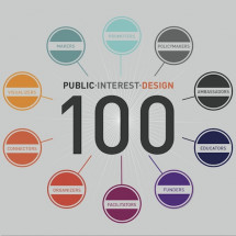 Public Interest Design 100 Infographic