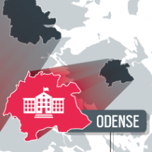 Public school in denmark Infographic