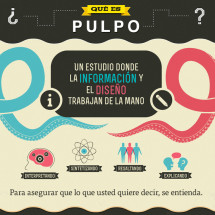 Pulpo  Infographic