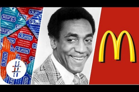Random Numbers: Condoms, McDonalds & Bill Cosby  Infographic