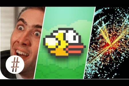 Random Numbers: Nic Cage, Flappy Birds & the Hadron Collider  Infographic
