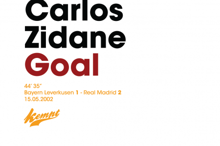 Real Madrid Goal! Infographic