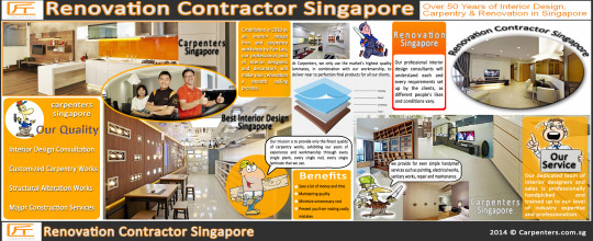 Renovation Contractor Singapore