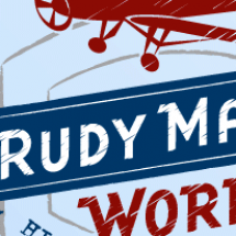 Rudy Maxa's World - By the Numbers Infographic