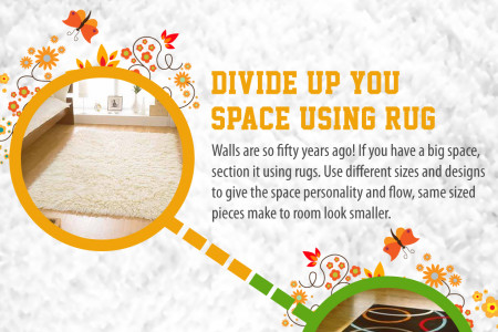 Ruging Up Your Home Infographic