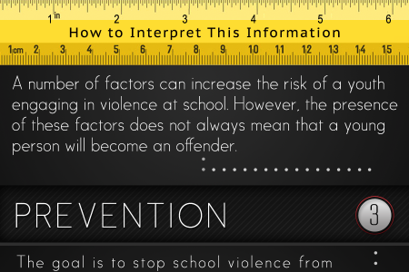 School Violence in the USA Infographic