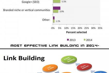 Search Engine Optimization Concept 2014 Infographic