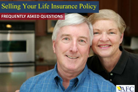 Selling Your Life Insurance Policy FAQ Infographic