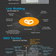 SEO FAQ's a Guide Infographic