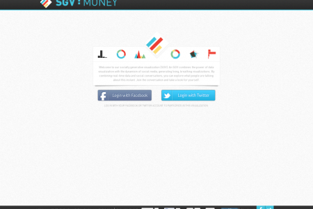 SGV: Money Infographic