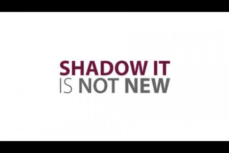 Shadow IT in 2014 Webcast:In-depth examination of the research data Infographic