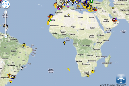 Ship Finder Infographic