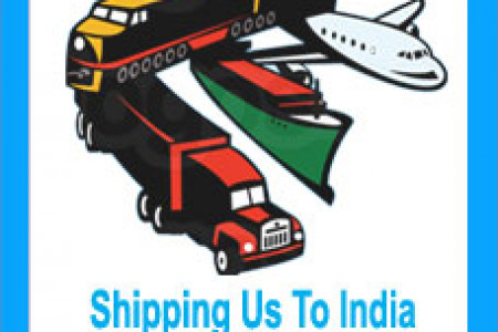 Shipping USA to India Infographic