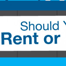 Should You Rent or Buy Infographic