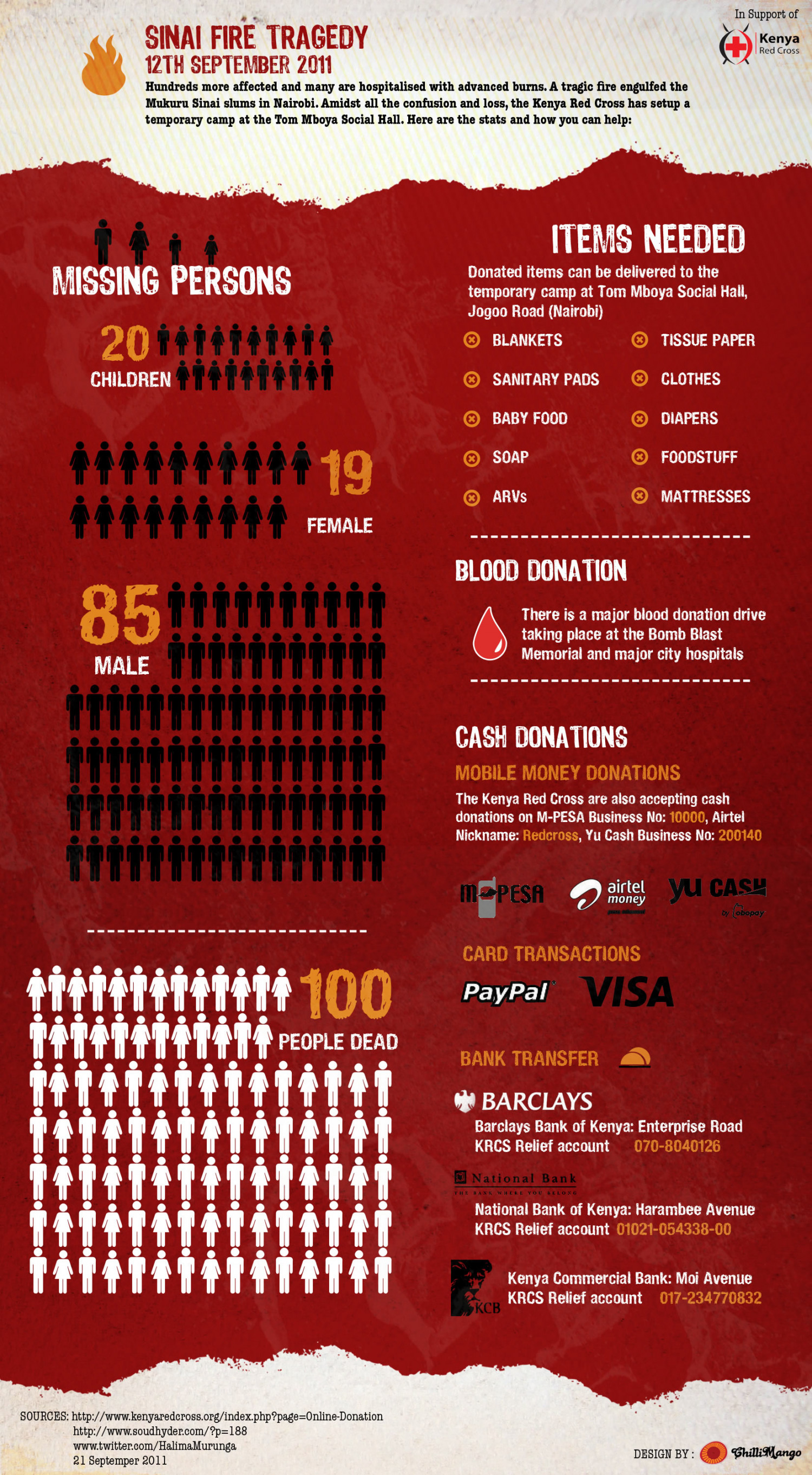 Sinai Fire Tragedy Infographic