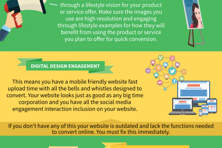 Six Marketing Secrets For Better Conversions To Out Sell Competition Infographic