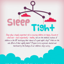 Sleep Tight Infographic