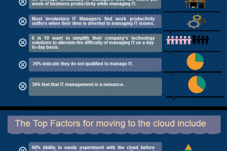 Small Businesses with Involuntary IT Managers Infographic